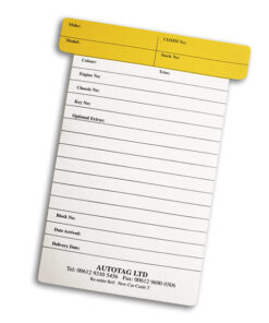 Yellow-T-Card